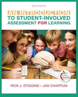 An Introduction to Student-Involved Assessment FOR Learning (Paperback)