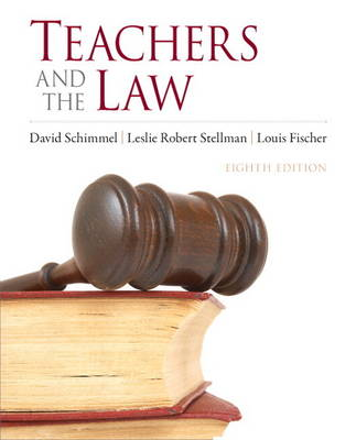 Teachers and the Law (Paperback)