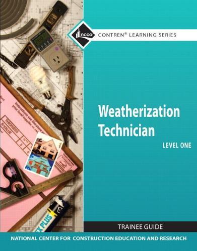 Weatherization Technician Level 1 (Paperback)