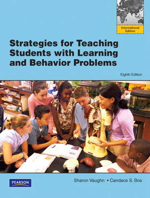 Strategies for Teaching Students with Learning and Behavior Problems (Paperback)