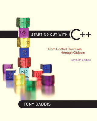 Starting Out with C++: From Control Structures Through Objects (Paperback)