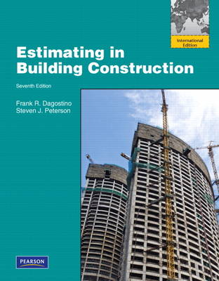 Estimating in Building Construction (Paperback)