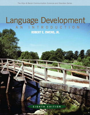 Language Development: An Introduction (Paperback)