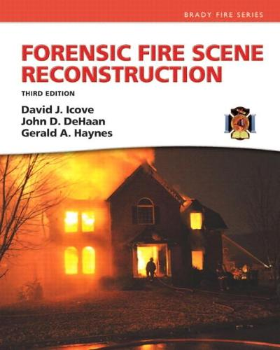 Forensic Fire Scene Reconstruction (Paperback)