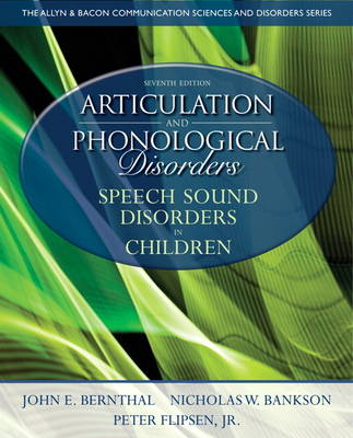 Articulation and Phonological Disorders: Speech Sound Disorders in Children (Paperback)