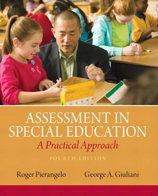 Pierangelo: Assessm Special Educat_4: United States Edition (Paperback)