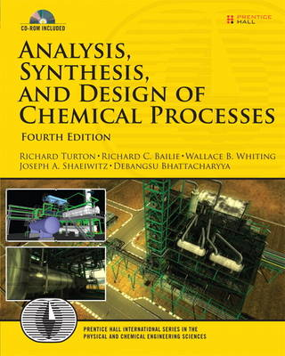Analysis, Synthesis and Design of Chemical Processes: United States Edition