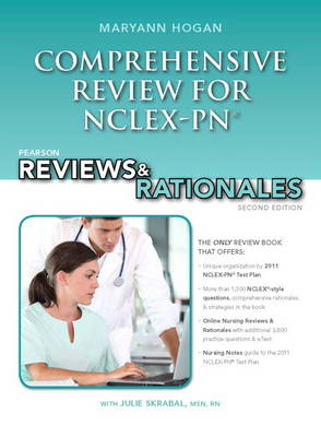 Pearson Reviews & Rationales: Comprehensive Review for NCLEX-PN (Paperback)