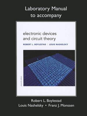 Lab Manual for Electronic Devices and Circuit Theory (Paperback)