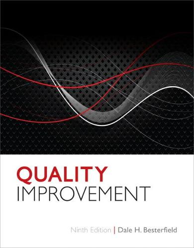Quality Improvement (Hardback)