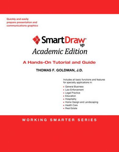 SmartDraw VP: A Hands-on Tutorial and Guide (Paperback)