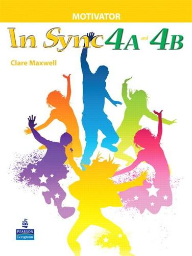 In Sync 4 Motivator A & B (Paperback)