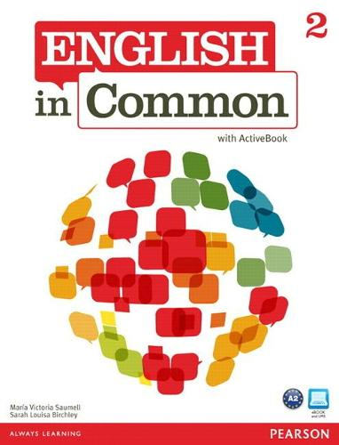 English in Common 2 with ActiveBook (Paperback)