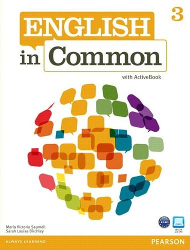 English in Common 3 with ActiveBook (Paperback)