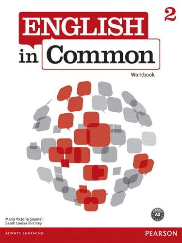 English in Common 2 Workbook: English in Common 2 Workbook 2 (Paperback)