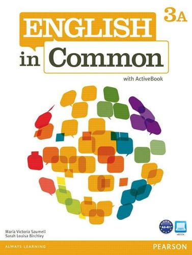 English in Common 3A Split: Student Book with ActiveBook and Workbook