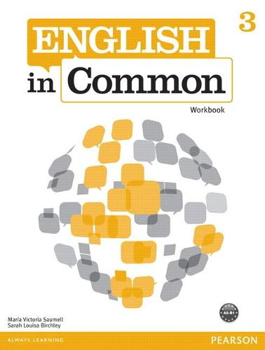 English in Common 3 Workbook: English in Common 3 Workbook 3 (Paperback)