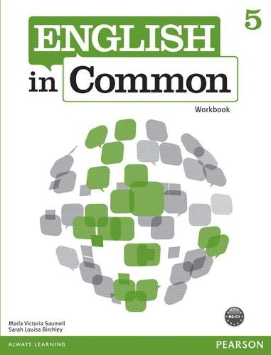 English in Common 5 Workbook: English in Common 5 Workbook 2 (Paperback)