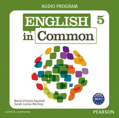 English in Common 5 Audio Program (CDs) (CD-Audio)