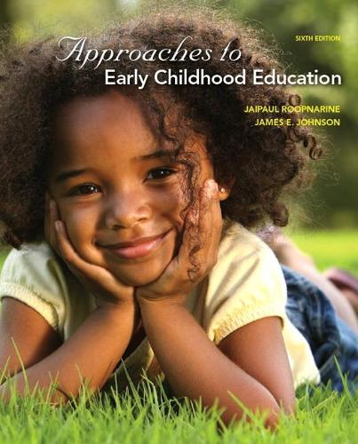 Approaches to Early Childhood Education (Paperback)