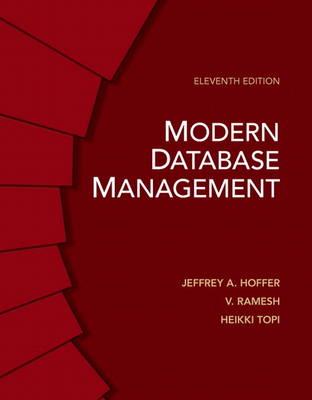 Modern Database Management (Hardback)