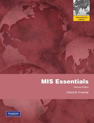 MIS Essentials (Paperback)