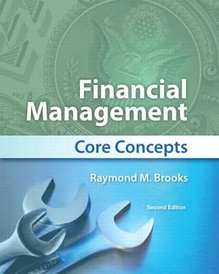 Financial Management: Core Concepts (Paperback)