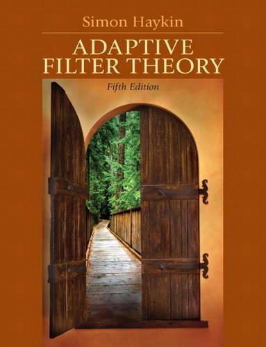 Adaptive Filter Theory (Hardback)
