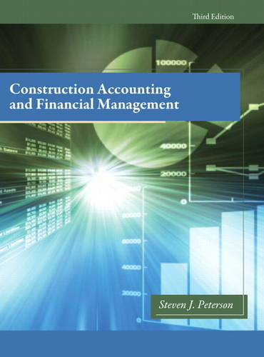 Construction Accounting & Financial Management (Hardback)