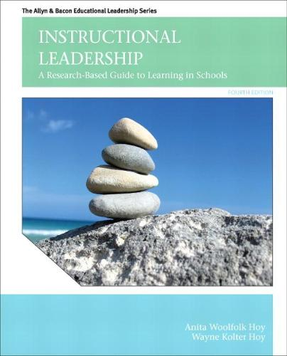Instructional Leadership: A Research-Based Guide to Learning in Schools (Paperback)