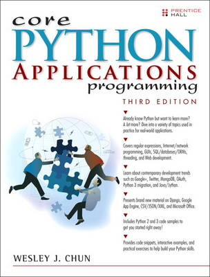 Core Python Applications Programming (Paperback)
