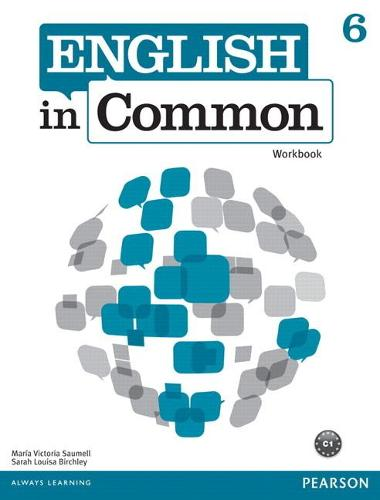 English in Common 6 Workbook: English in Common 6 Workbook 6 (Paperback)