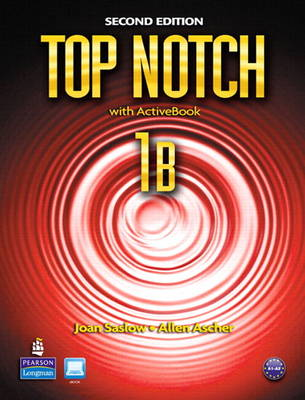 Top Notch 1B Split: Student Book with ActiveBook and Workbook and MyEnglishLab