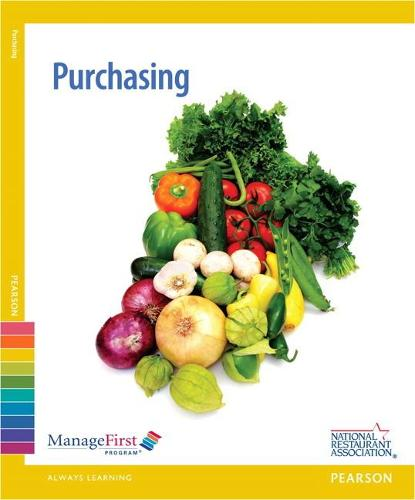ManageFirst: Purchasing with Online Testing Voucher (Paperback)