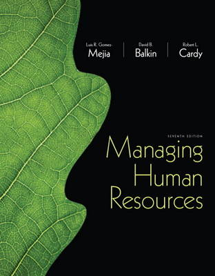 Managing Human Resources (Hardback)