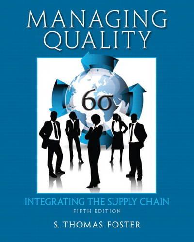 Managing Quality: Integrating the Supply Chain (Hardback)