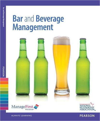ManageFirst: Bar and Beverage Management with OnLine Testing Voucher (Paperback)