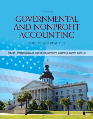 Governmental and Nonprofit Accounting (Hardback)