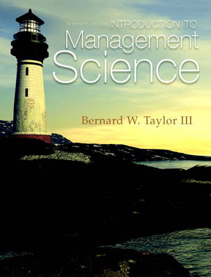 Introduction to Management Science (Hardback)
