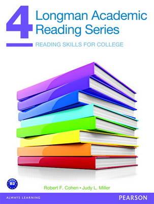 Longman Academic Reading Series 4 Student Book (Paperback)