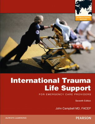 International Trauma Life Support for Emergency Care Providers (Paperback)