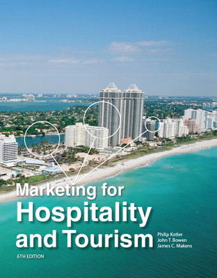 Marketing for Hospitality and Tourism (Hardback)