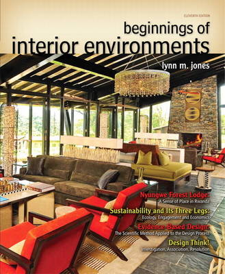 Beginnings of Interior Environments (Paperback)