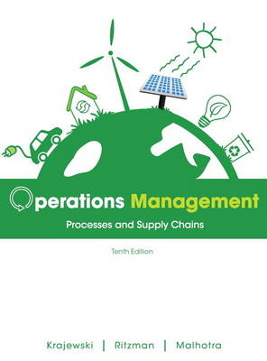 Operations Management: Processes and Supply Chains (Hardback)