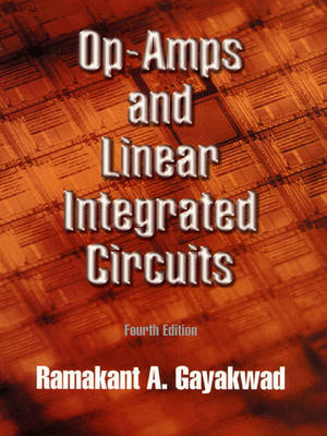 Op-Amps and Linear Integrated Circuits (Hardback)