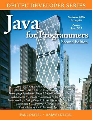 Java for Programmers (Paperback)