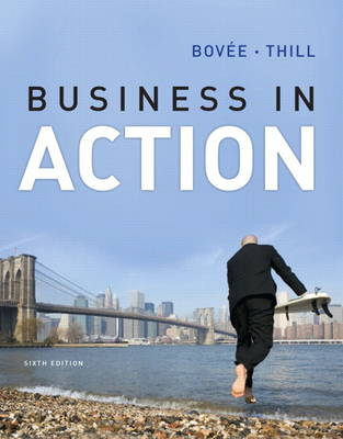 Business in Action (Paperback)
