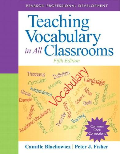 Teaching Vocabulary in All Classrooms (Paperback)