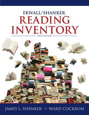 Ekwall/Shanker Reading Inventory (Paperback)