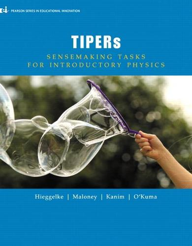 TIPERs: Sensemaking Tasks for Introductory Physics (Paperback)